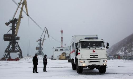 В Магаданской области начали тестировать новую «Скорую» - КамАЗ