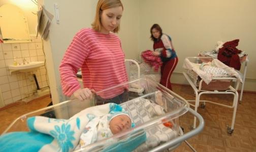 Коэффициент рождаемости вПетербурге самый высокий запоследние 25 лет