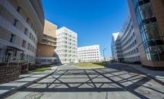 В новую Боткинскую больницу госпитализировали первую сотню пациентов