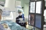 В 26-й больнице пациентов будут оперировать на двух агиографах: Фоторепортаж