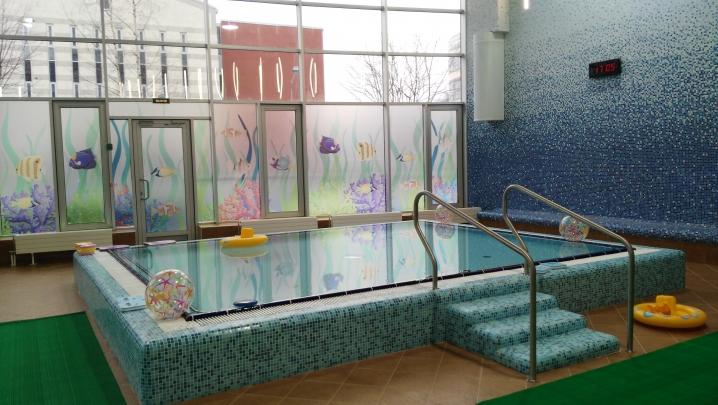 Центр им. Алмазова открыл реабилитационный комплекс для детей