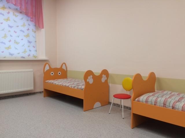 В ДГБ №5 ждут самых маленьких пациентов из Центра им. Цимбалина