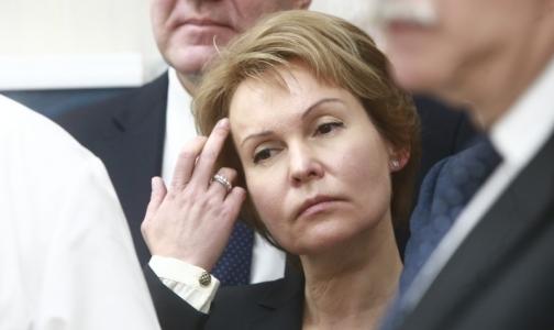 Вице-губернатор Анна Митянина отчиталась о доходах в 2016 году