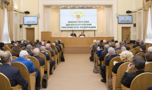В списке главных внештатных специалистов Минздрава теперь 9 петербуржцев