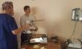 В Петербурге детские хирурги учатся оперировать без вскрытия грудной клетки