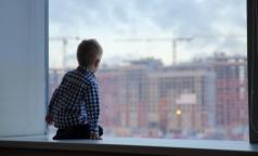 Детский омбудсмен Петербурга: Преградите малышам доступ к окнам