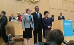 Новым директором ВОЗ избран экс-министр здравоохранения Эфиопии