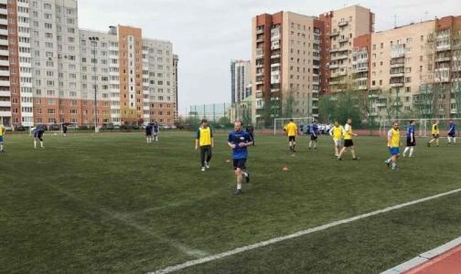 Петербургские врачи дали старт «Большому футболу»