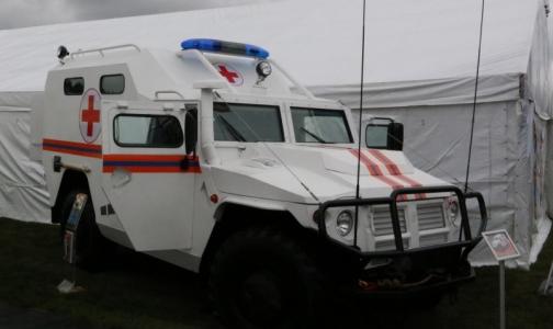 В России разработали бронированного «Айболита»