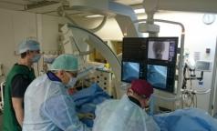 Чтобы спасти пациента от внезапной смерти, надо спровоцировать инфаркт