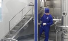 В Петербурге открыли завод по производству онкопрепаратов