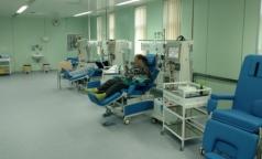 В новой Боткинской больнице открылось отделение гемодиализа