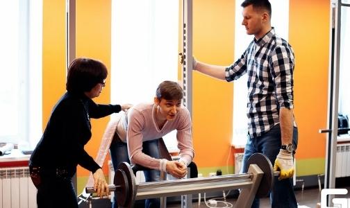 Открылся первый в Петербурге Центр изодинамической гимнастики