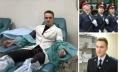 Следователь стал донором костного мозга для маленького пациента НИИ им. Горбачевой