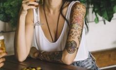 Ученые: Старая татуировка может имитировать рак