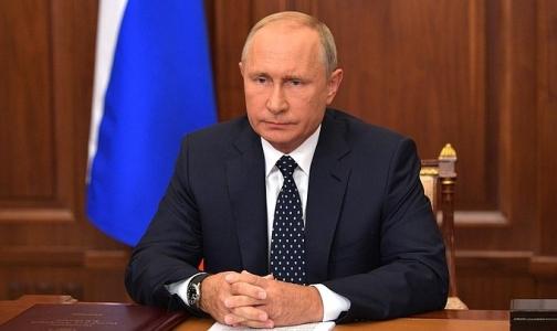 Путин понизил новый пенсионный возраст для женщин и пообещал многодетным досрочную пенсию