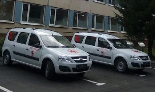 Областные больницы получат почти 50 новых машин