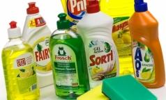 Специалисты нашли токсичные средства для мытья посуды