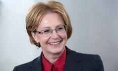 Вероника Скворцова назвала повышение пенсионного возраста залогом долголетия