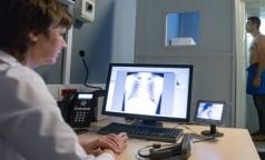 В столичных поликлиниках используют новый метод ранней диагностики рака легких