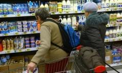 Под видом молока в Петербурге продают молочный напиток