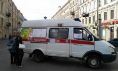К началу сезона гриппа и ОРВИ планируют привить больше половины петербуржцев