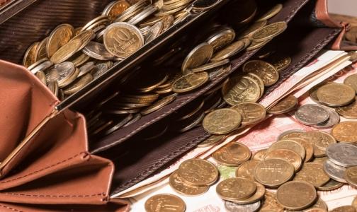 В Приамурье педиатр получила зарплату — два мешка денег