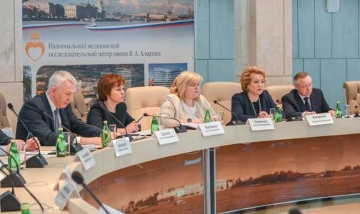 Медведев узаконил образовательный эксперимент в Центре Алмазова