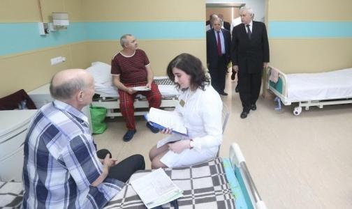 В больнице святого Георгия создается Городской центр диабетической стопы