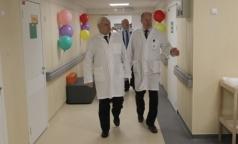 В Песочном открыли детское онкологическое отделение