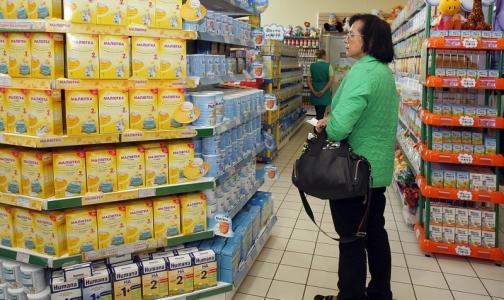 В Роскачестве дали рекомендации по выбору питания для малышей