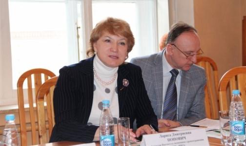 Лариса Попович: Правильное лечение диабета сэкономит Петербургу 7 млрд рублей