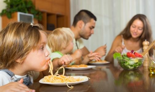 Почему родители виноваты в том, что ребенок питается неправильно