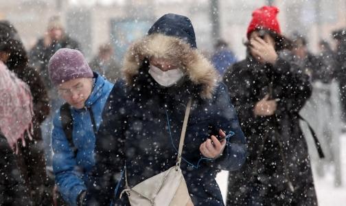 В Петербурге объявили эпидемию гриппа