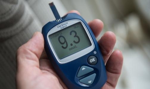 В Петербурге создадут резервный запас лекарств для горожан с диабетом