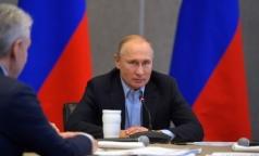 Путин о «майском» указе: Нам не нужна «средняя температура по больнице»