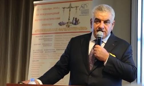 В Санкт-Петербурге прошел XIII конгресс
