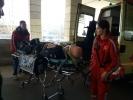 Врачи тренируются спасать пострадавших в ЧС на ЧМ с запасом антидота для «Новичка»: Фоторепортаж