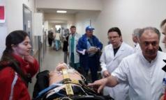 К ЧМ врачи тренируются спасать пострадавших с запасом антидота для «Новичка»