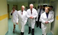 В Петербурге Путина спросили о финансировании лечения детей в Центре протонной терапии