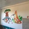 Детскую городскую больницу №1 населили сказочными персонажами Африки: Фоторепортаж