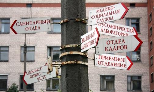 Инфекционную больницу на юге Петербурга хотят строить по концессии
