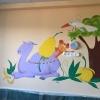 Фоторепортаж: «Детскую городскую больницу №1 населили сказочными персонажами Африки»