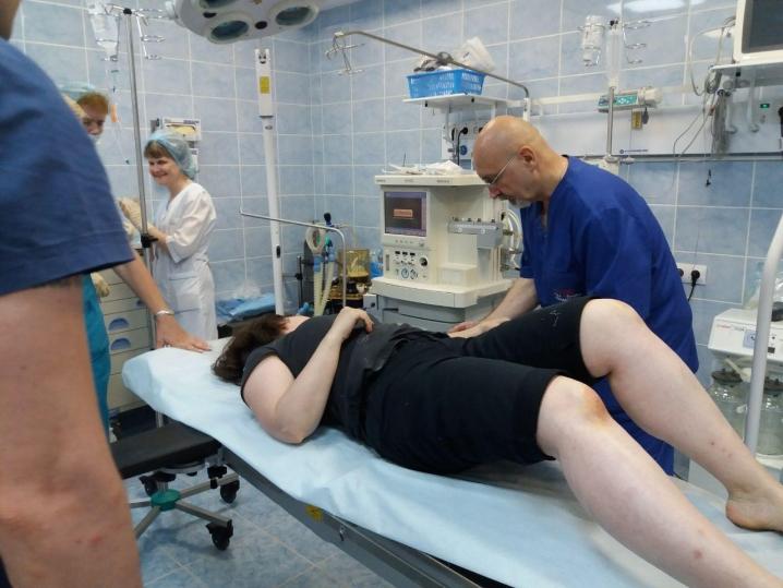 Последнее за время ЧМ дежурство в 31-й больнице
