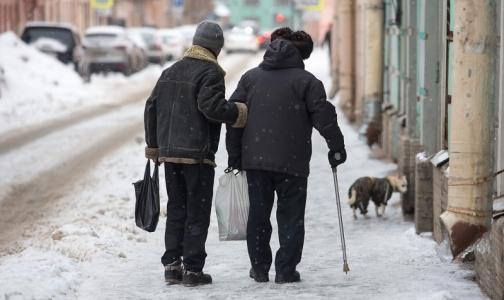 Диагноз — гололед. Петербуржцы получают травмы, несовместимые с жизнью