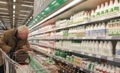 В магазинах настоящую «молочку» отделят от продуктов с заменителями жира
