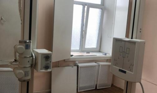 Прокуратура нашла в петербургской поликлинике «ненужный» флюорограф за 7,8 млн рублей
