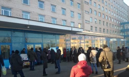 В Петербурге вновь «минируют» больницы