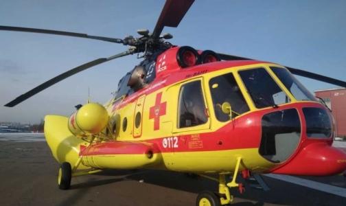Новые санитарные вертолеты от «Ростеха» полетят в Петербург