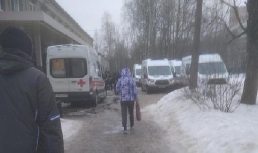 После «Диаскинтеста» 11 учеников школы №72 увезли в больницу